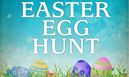 Atkins Women's Club Annual Easter Egg Hunt April 4th, 2020