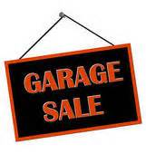 City Wide Garage Sales June 9th, 2018