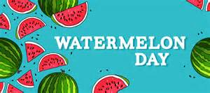 T-Shirt Design for Watermelon Days