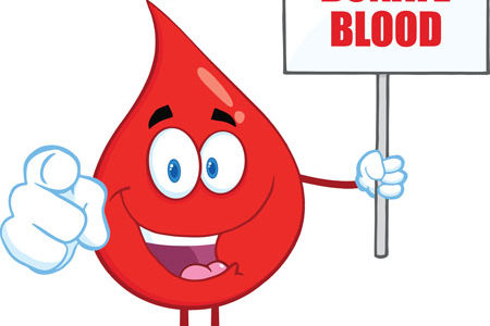 Blood Drive at Atkins Park Pavilion, June 20th 2018